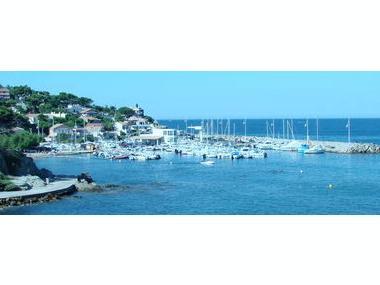 Port des Oursinières Var
