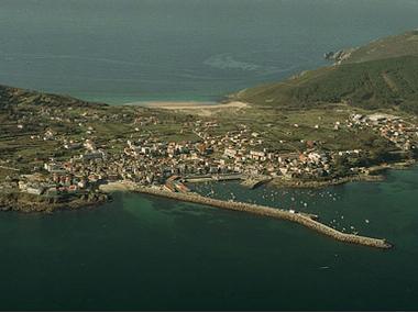 Puerto de Finisterre La Corogne