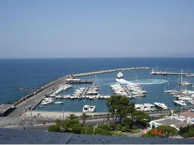 Marina Porto di Casamicciola  Campanie
