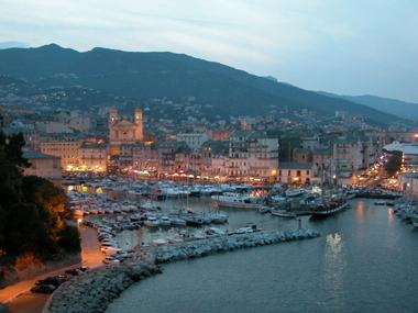 Vieux Port Corse