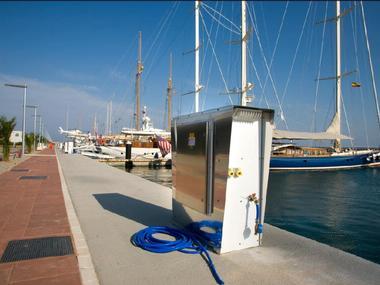 Valencia Yacht Base Valence