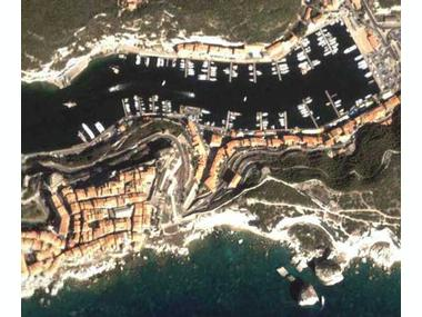 Port de Bonifacio Corse