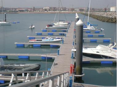 Puerto Deportivo Marina Yates del Principado Asturies