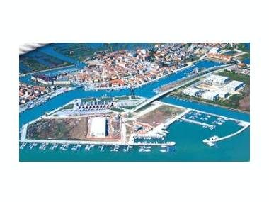 Porto Portomaran Marano Lagunare Frioul-Vénétie julienne