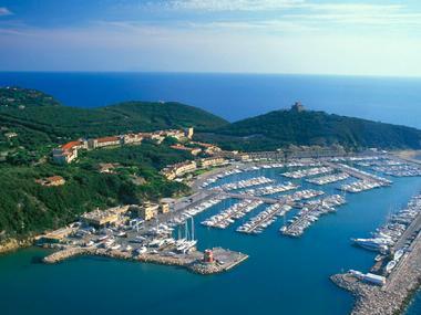 Marina Punta Ala Toscane
