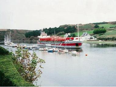 Port de plaisance de Paluden Finistère