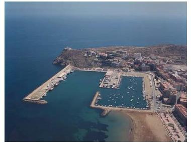 Club Náutico Puerto de Mazarrón - Darsena deportiva Murcie