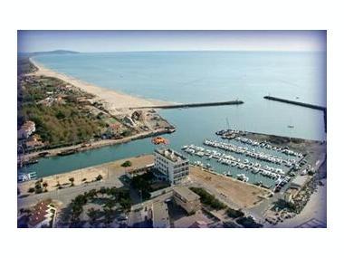 Port Marseillan Plage Hérault