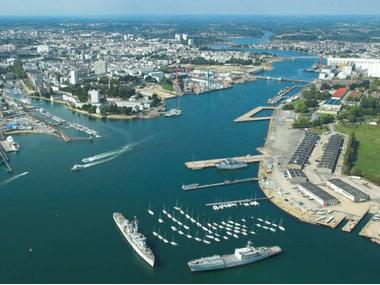 Port de plaisance de Lorient Morbihan