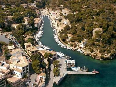 Puerto de Cala Figuera de Santanyí Majorque