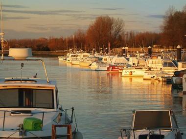Port de plaisance Gravelines Nord
