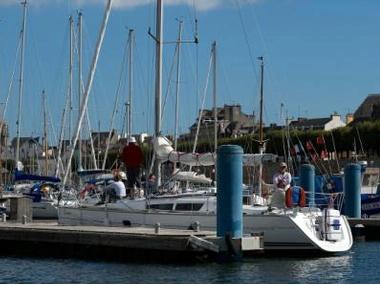 Port de Port Louis Morbihan