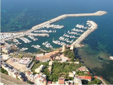 Porto San Nicola L'Arena Sicile