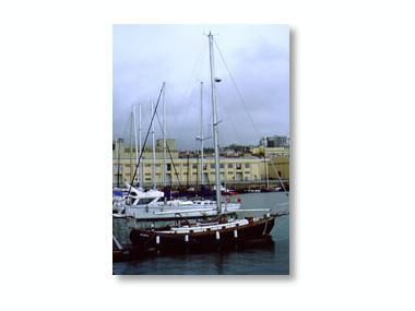 Puerto Deportivo de El Abra-Getxo Biscaye