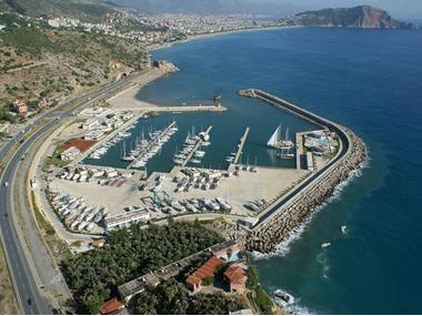 Alanya Marina Antalya