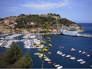 Porto Azzurro Toscane