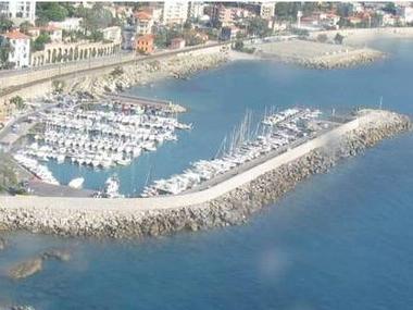 Porto di Bordighera Ligurie