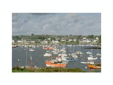 Port de l'Aber Ildut Finistère