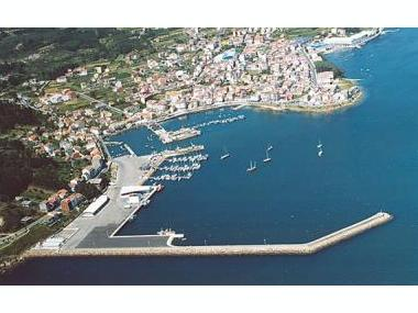 Puerto de Camariñas La Corogne