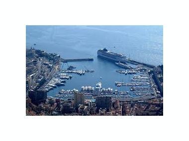 Port de plaisance de Cap d'Ail Alpes-Maritimes