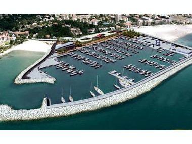 Puerto Deportivo Roda de Barà Tarragone