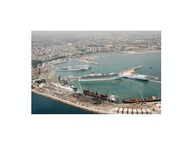 Porto di Taranto Apulie