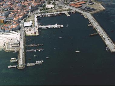 Puerto de O Grove (Porto Meloxo) Pontevedra