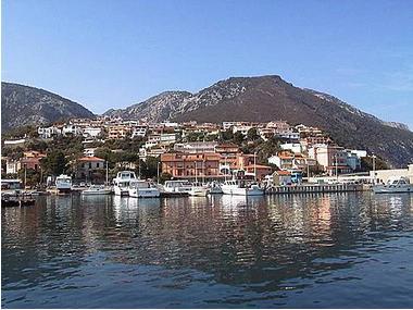 Porto Cala Gonone Sardaigne