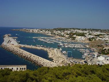 Porto Santa Maria di Leuca Apulie