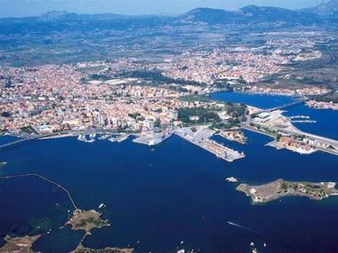 Porto Interno Olbia Sardaigne