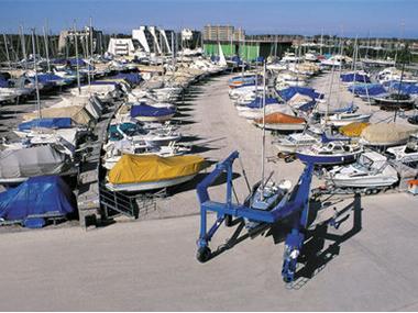 Marina di Punta Gabbiani Frioul-Vénétie julienne