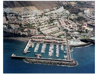 Puerto Deportivo Los Gigantes Ténériffe