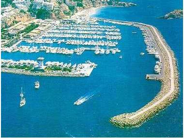 Puerto Portals Majorque