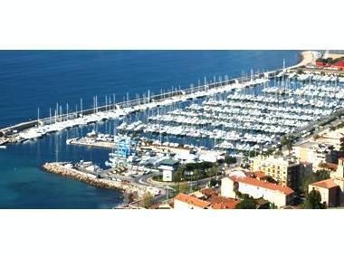 Port de Menton Garavan Alpes-Maritimes