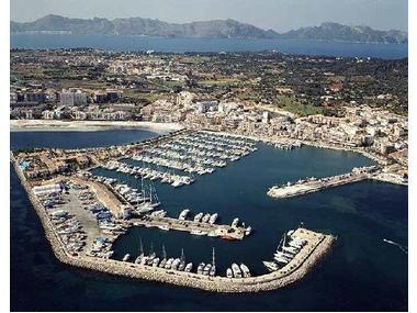 Puerto Deportivo Alcudiamar Majorque