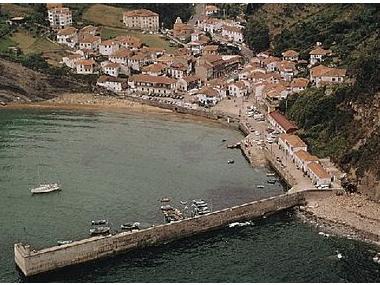 Puerto de Tazones Asturies