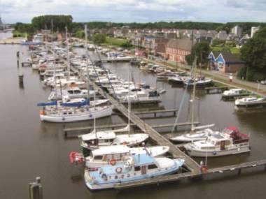 Jachthaven Dok Groningen