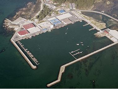 Porto de Sada Pontevedra