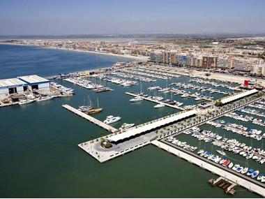 Puerto Deportivo Marina Miramar Alicante