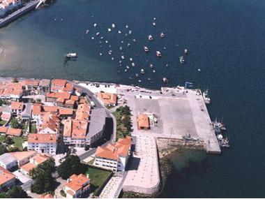 Puerto de Corcubión La Corogne