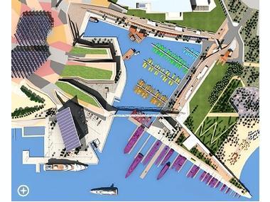 Port forum sant adri ports de plaisance en barcelone inautia - Port de plaisance barcelone ...
