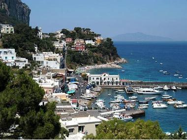 Marina Grande - Isola di Capri Campanie
