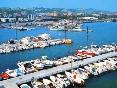 Porto Giulianova Abruzzes