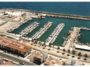 Puerto Deportivo Caleta de Velez Malaga