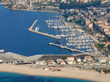 Port de plaisance Propriano Corse