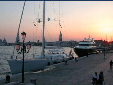 Porto Venice Port Pier Vénétie