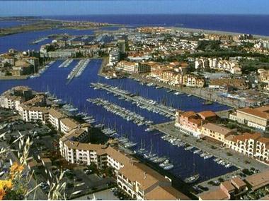 Port de Port Leucate Pyrénées-Orientales