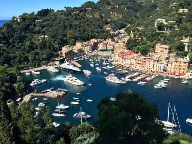 Marina di Portofino Ligurie