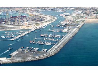 Marina Real Juan Carlos I Valence