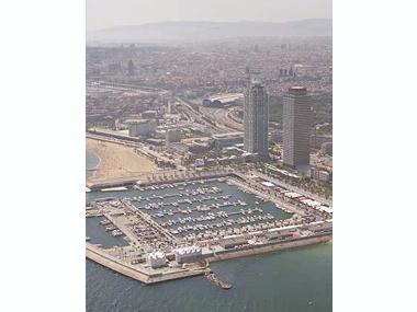 Port ol mpic ports de plaisance en barcelone inautia - Port de plaisance barcelone ...